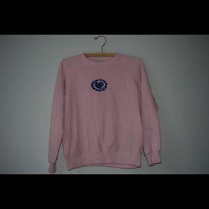 Pink y2k sweater
